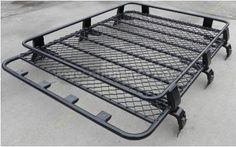 luggage rack van iron pipe images | Offroad Roof rack, China Offroad Roof rack manufacturer. Boath