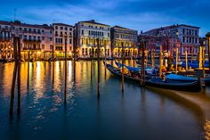 Wonderful view of Venice.