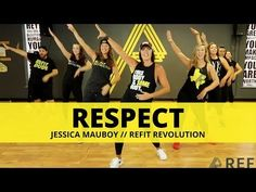 We didn't think anyone could do this quite like Aretha Franklin, but Jessica Mauboy proved us wrong! This is a BOP, with fun moves to match. Dance Workout Videos, Dancer Workout, Dance Videos, Dance Exercise, Muscle Fitness, Zumba Fitness, Dance Fitness, Pole Dance Moves, Pole Dancing