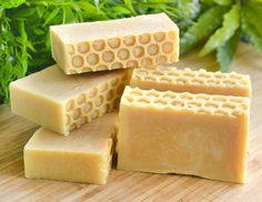 Honey Soap Cold Process Handmade Soap by Tailored Soap, $7.00