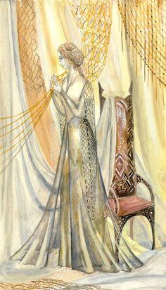 Rolozo Tolkien - Vaire the weaver