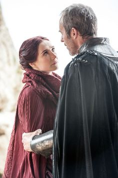 Stannis Baratheon & Melisandre - S5