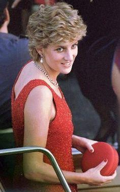 Princess Diana visite Venice. - Suite