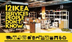 Ikea services