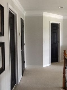 painting gray interior doors how i did it and the amazing result painting interior doors interior door and perfect match