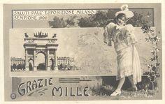 Cartolina di fantasia