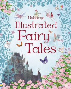 Illustrated fairy tales  A fantastic treasury of stories guaranteed to delight and entertain young children. Includes ten classic fairytales by authors such as the Brothers Grimm and Hans Christian Andersen, including The Frog Prince, Little Red Riding Hood and The Swan Princess. All stories feature charming and vivid illustrations. A gorgeous giftbook with an attractive hardback cover and a ribbon marker.