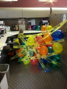 Nothing beats a good office prank! Office Prank, Cool Office, Junk Drawer, Pranks, Beats, Lab, Humor, Funny, Creative