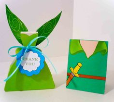 Peter Pan Printable Party Treat Box by OpalandMae on Etsy, $3.50