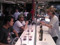 Mexican winelovers