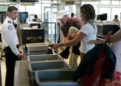 Mental Bias Puts Airport Security at Risk, and This Tech Could Help #Science #iNewsPhoto