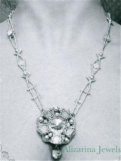 "Facebook Page : "" Alizarina Jewels ""  Blog : www.alizarinaart.blogspot.com"