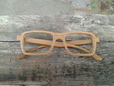 Wooden oak frame
