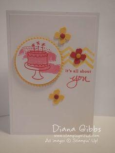 Endless Birthday Wishes Class Kimberly Van Diepen tweak