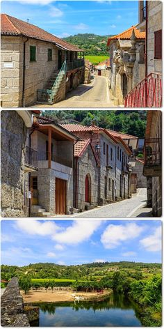 Typical villages - Aldeias de #Portugal - Lugar da Rua Distrito: Porto…