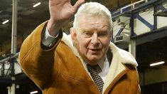 John Motson will deliver his final live BBC commentary this weekend when Arsenal face Watford at lunchtime on Sunday. Derby County, Fa Cup Final, Sport Inspiration, European Championships, Watford, European Football, Best Player, Everton