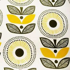 print & pattern GIFT WRAP by sanna annukka for 1973