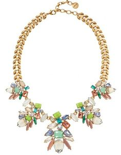 Stella and Dot Trellis Necklace