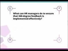 Degree Feedback Also Known As MultiRater Feedback Is A Proven