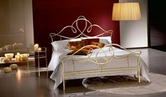 Classic wrought iron beds by Ciacci » Adorable Home