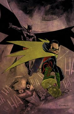 DCnU Batman-Robin by ~mytymark on deviantART