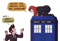 Anonymous said: Do you think you could possibly draw more Donna please? I really love ur art and I also really love Donna Noble Answer: How did she get up there 13th Doctor, Eleventh Doctor, Doctor Who Fan Art, Don't Blink, David Tennant, Dr Who, Superwholock, Tardis, Bad Wolf