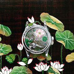 @kimhanmoi [뫼 나전칠기 1] 시계꽃을 선물하는건 어떨까요? [MOI Watch's Na Jeon Chil Gee dial 1] How about a watch-flower for a gift?  Contact info. Hanmoi KIM email : kimhanmoi@naver.com  #hautetime #timepiece #handmade #tourbillon #dial #watchdial #finewatches #PatekPhilippe #luxurywatch #김한뫼 #나전칠기 #swisswatch #sihh #watchesgrade #watchreview #watchporn #wristporn #gphg #fiinewatch #moiwatch #메티에다르 #mymontres #watchanish #watchmaker #horophile #horology #dailywatch #시계스타그램 #시계추천 #시계선물 by kimhanmoi