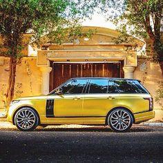 Range Rover Car, Range Rovers, My Dream Car, Dream Cars, Sv Autobiography, Range Rover Supercharged, Bmw M4, Luxury Suv, Nice Cars