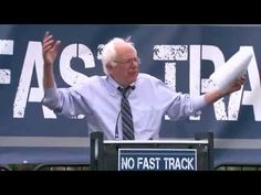 Bernie Sanders: No Fast Track for TPP | United Steelworkers