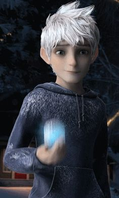 *JACK FROST ~ Rise of the Guardians, 2012