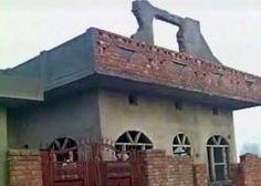 हरियाणाः चर्च में तोड़फोड़, क्रॉस तोड़ कर लगा दी हनुमान की मूर्ति