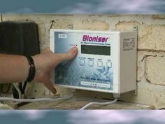 Bioniser Pool Products - Installation of Bioniser Control Unit & Anodes Swimming Pool Maintenance, Control Unit, Swimming Pools, The Unit, Youtube, Products, Swiming Pool, Pools, Beauty Products