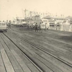 Stokes Hill Wharf Darwin Nt, Old Photos, Street View, Australia, History, Old Pictures, Historia, Vintage Photos