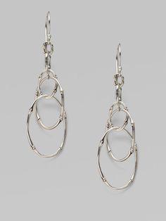 John Hardy Jewelry Collection | John Hardy Sterling Silver Chandelier Earrings in Silver - Lyst. Hollis & Company