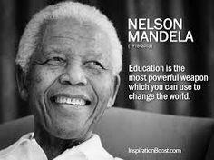@NelsonMandela Great thinking.