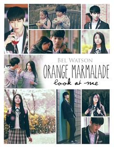 Calling #TeamJonghyun! Check out this new Orange Marmalade fanfic from his perspective!