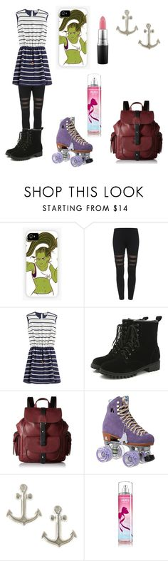 """""""Hulk and the agents of smash part 4: she-hulk(Jen)"""" by swood5602 ❤ liked on Polyvore featuring Preen, Kenneth Cole Reaction, Moxi, Dogeared and MAC Cosmetics"""