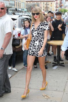 Proof That Taylor Swift Is The Undisputed Queen Of Strutting