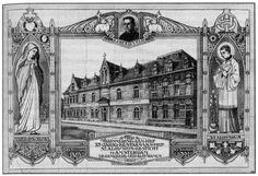 1846 Sint Aloysiusgesticht Redden en opvoeden van verwaarloosde jeugd