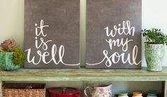 It Is Well With My Soul (Even After Losing Everything in a House Fire!) - TIRZAH