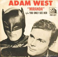 Holy Picture Sleeve Batman!