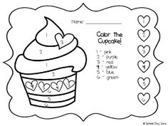 valentine's day reading worksheets kindergarten