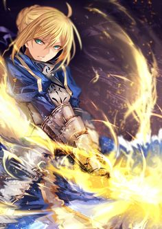 Saber (Fate/stay night)/#1888759 - Zerochan