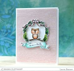 mama elephant | design blog: STAMP HIGHLIGHT: CHARMED