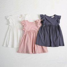 Everyday flutter sleeve dress