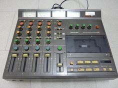 4-track, Tascam 244 Portstudio - the second studio.