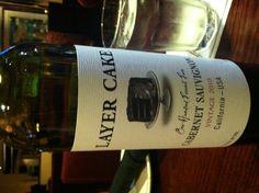 CABERNET SAUVIGNON 2010 - very good, reasonably priced - Layer Cake Wines.