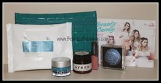 Belinda's Babblings: Ipsy Bag- October 2014- Beauty Candy #Ipsy #BeautyCandy