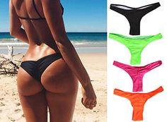 f052be76db1451 Women's Tankini Swimsuits - Focussexy Womens 2016 Hot Summer Beachwear Bikini  Bottom Thong Swimwear -- Continue to the product at the image link.