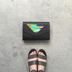 My new shoes and #explorer shoulder bag back in town #leatherbag #crossbodybag #eastlondon #carvlondon
